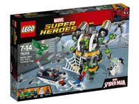 LEGO Spiderman: Past z chapadel Dr.Ocka