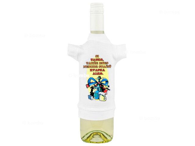 Tričko na láhev pro čerstvého otce 4b50034dd0
