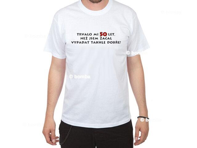 Tričko pro muže k čtyřicítce L b675fc9ea0